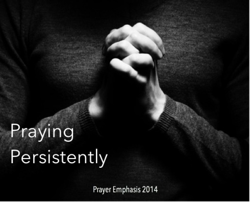 Praying Persistently