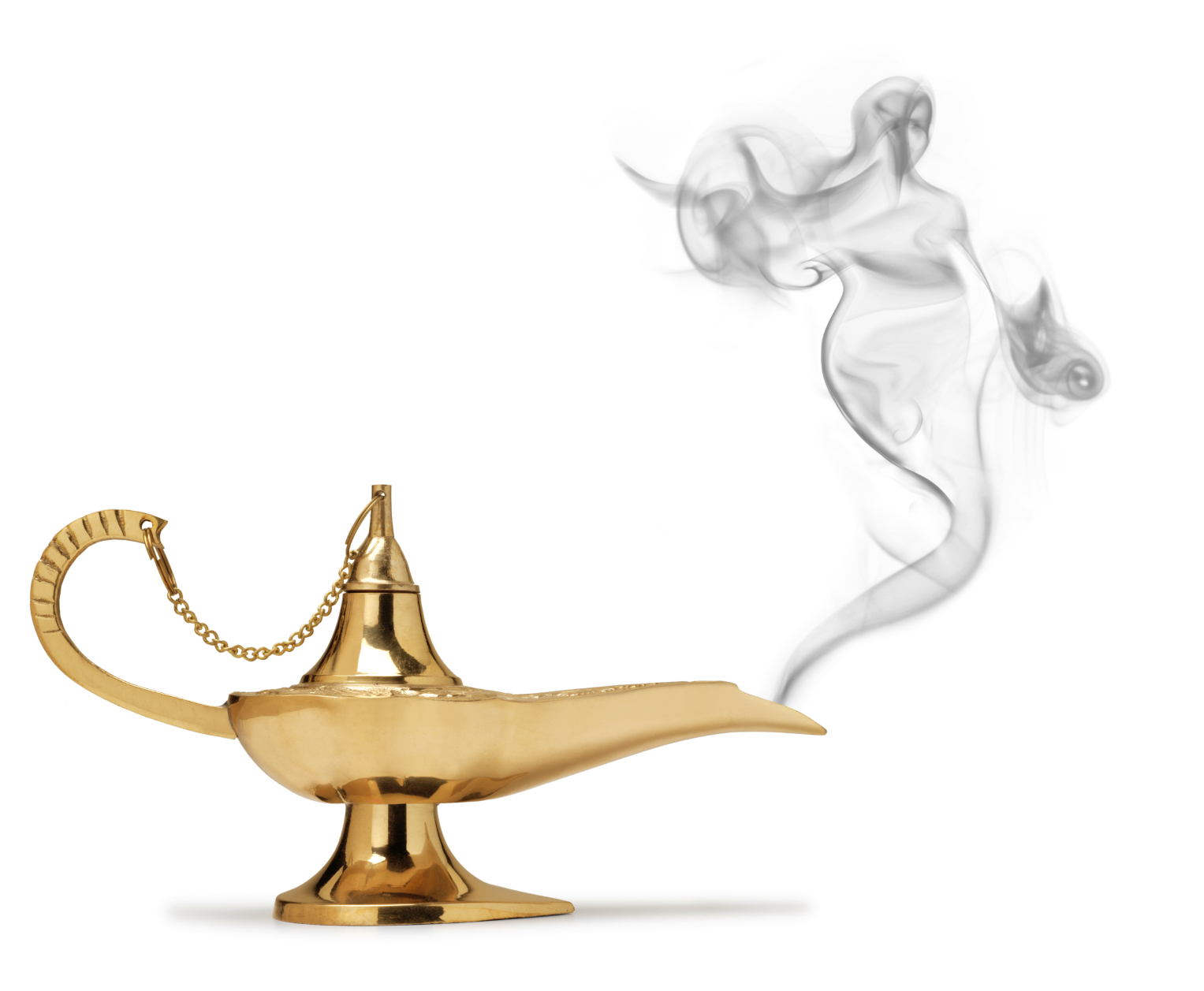 God's Not a Genie Dispensing Wishes!